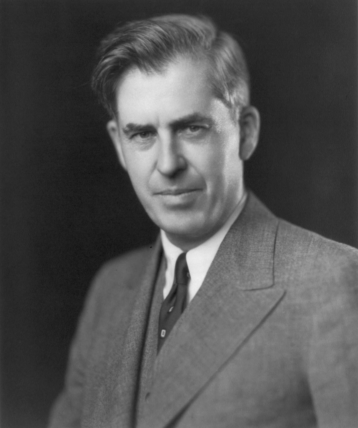 Henry Agard Wallace (1888–1965) - Wikicommons