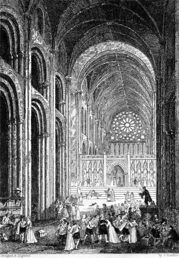 Old St. Paul's (novel) - Wikipedia