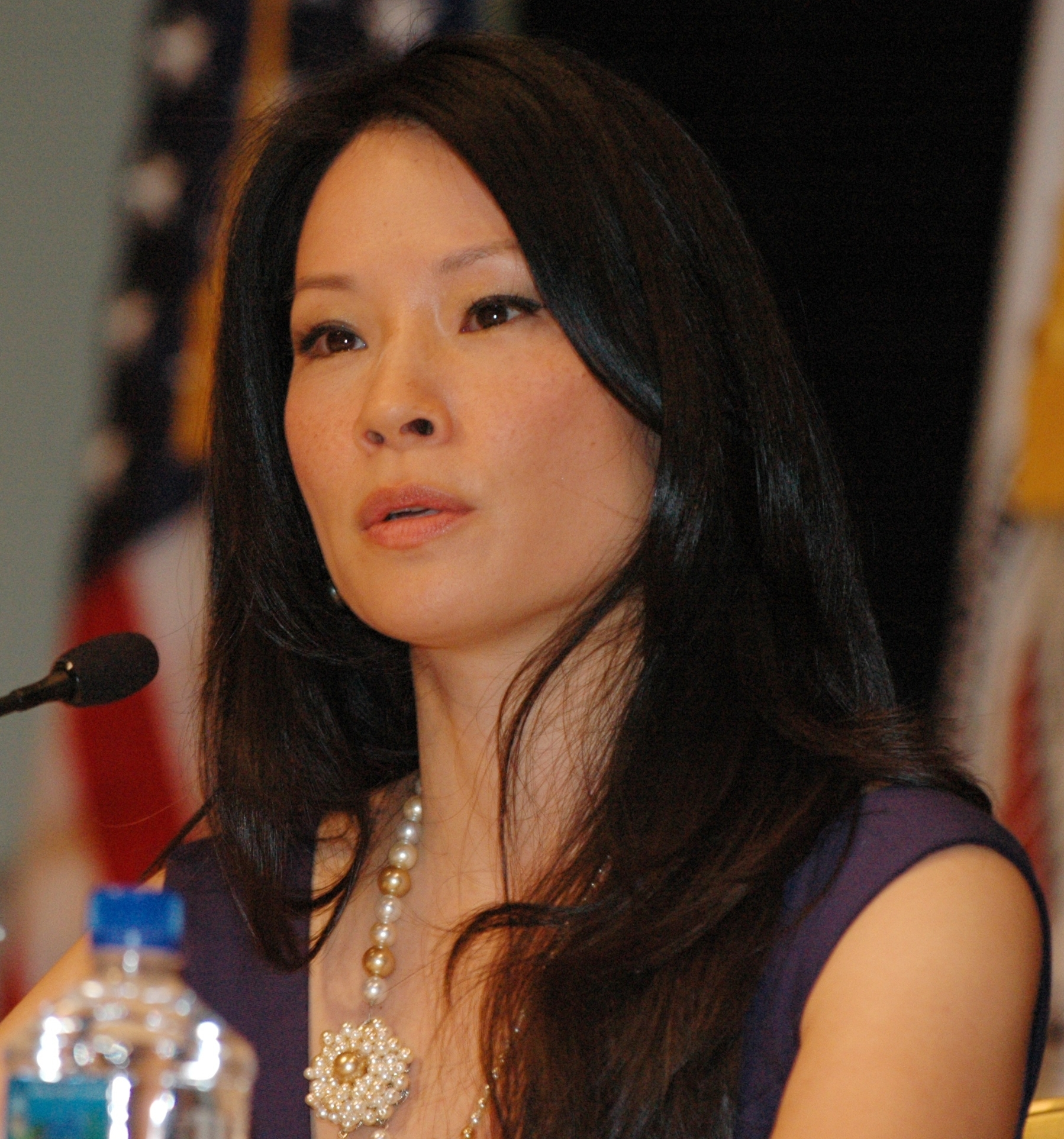 Lucy Liu (Image from WIkipedia)