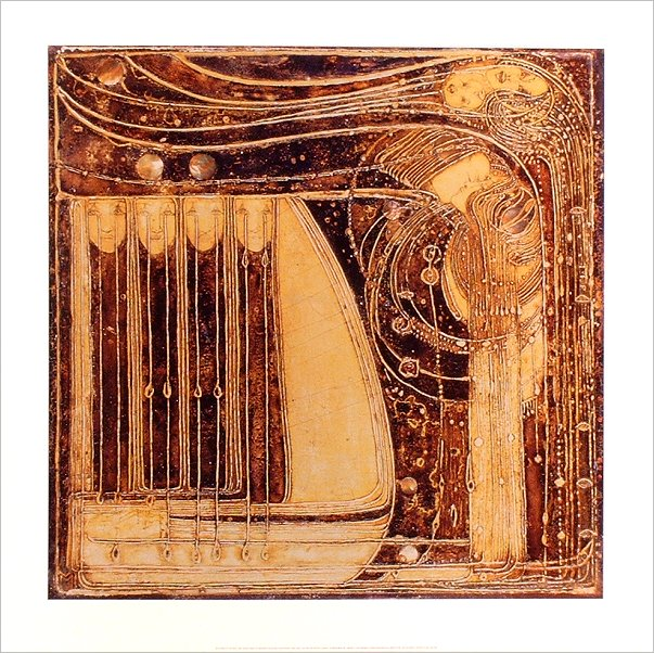 Opera of the Seas by Margaret MacDonald MacIntosh