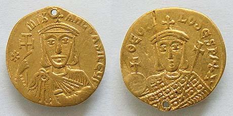 Fișier:Solidus-Michael II Theophilus-sb1640.jpg