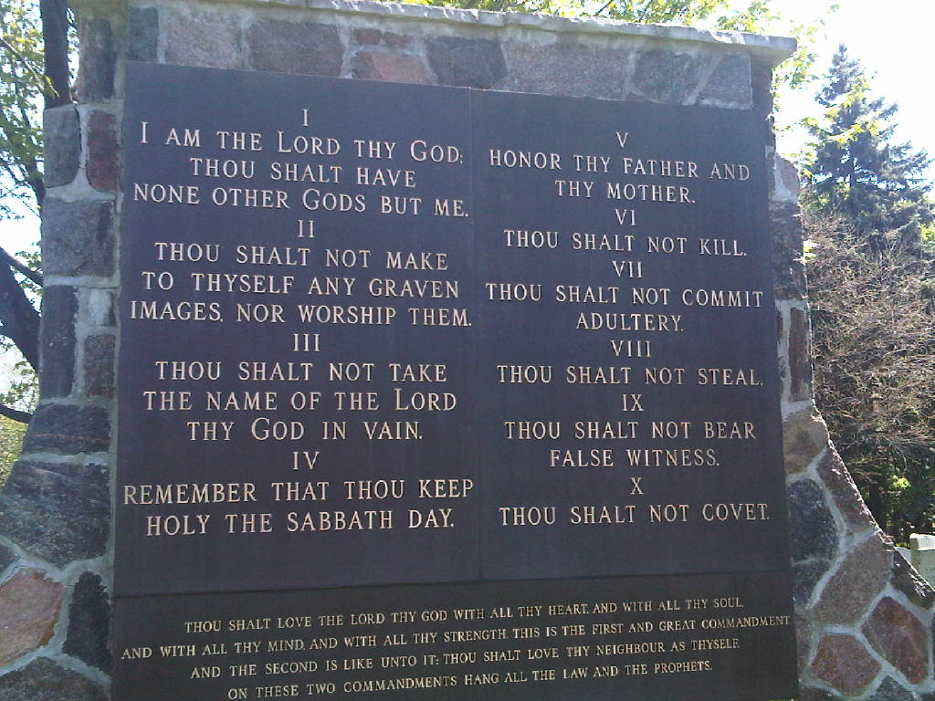 File Ten Commandments