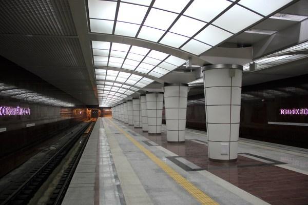 Северный вокзал (станция метро) — Википедия