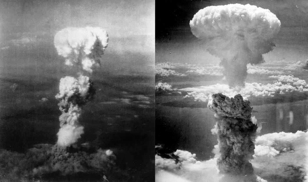 Bom Atom Hiroshima dalam Anime Jepang