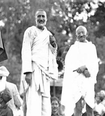 Ghandi e Badhshah Khan