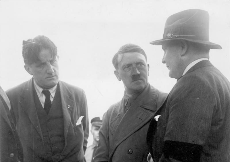 Environment - Hilter took advantage of the general discontent after the WWI