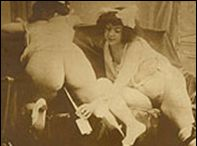 Pornographic photography in 1910s