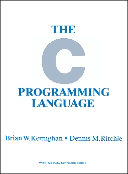 The C Programming Language cover