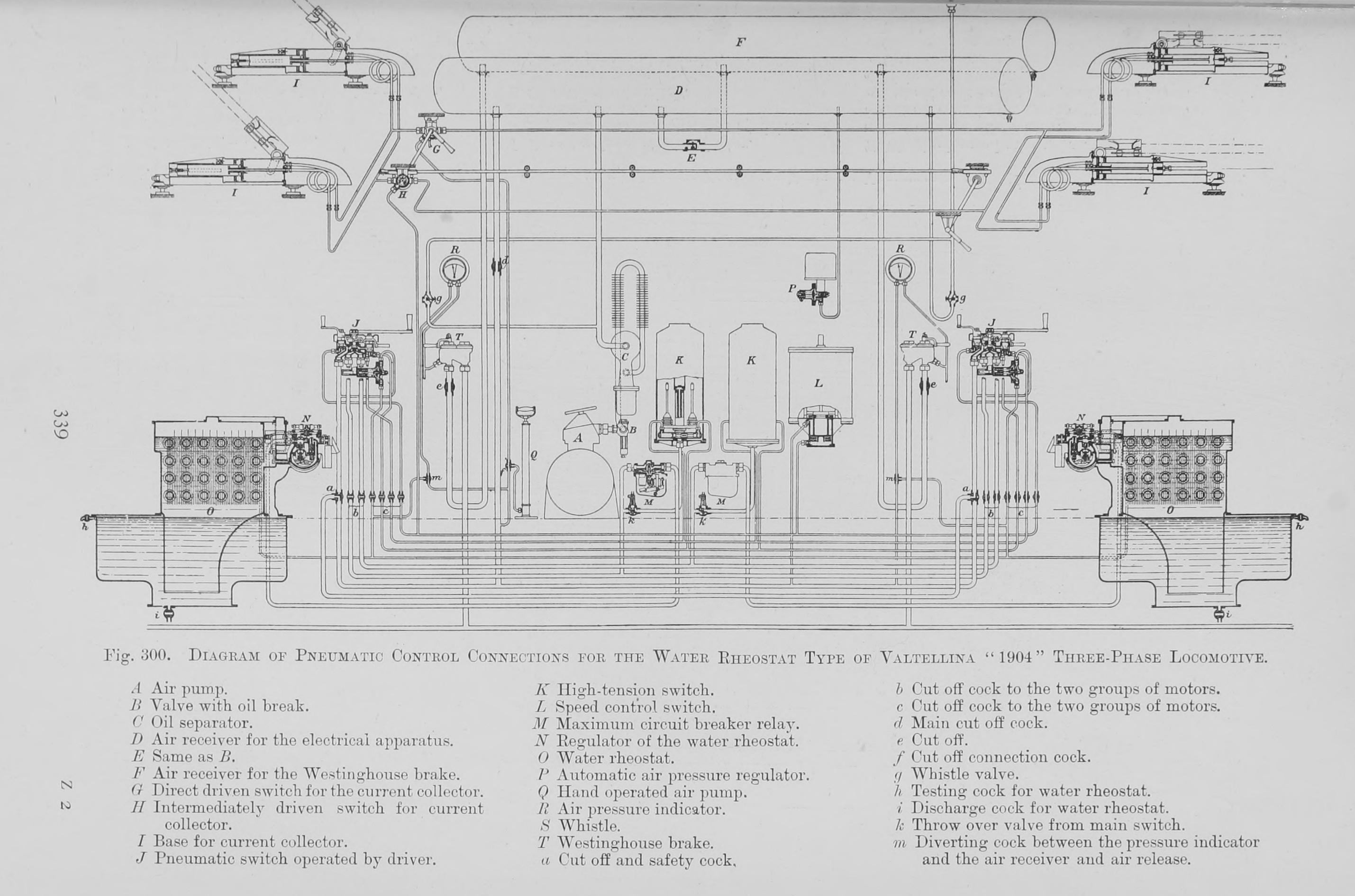Sel Electric Locomotive Diagram