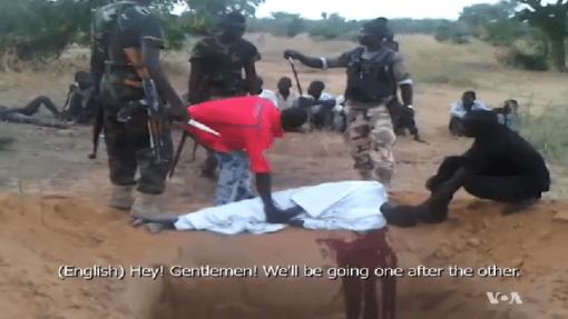 Boko Haram Execution Video VOA