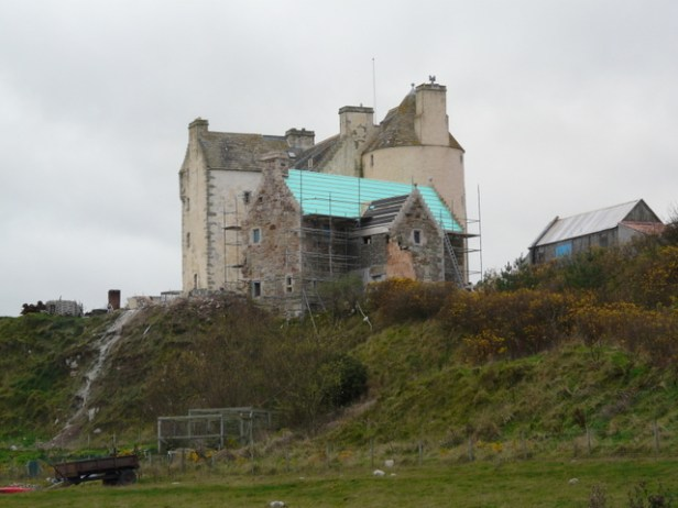 New additions to Ballone Castle - geograph.org.uk - 1044862