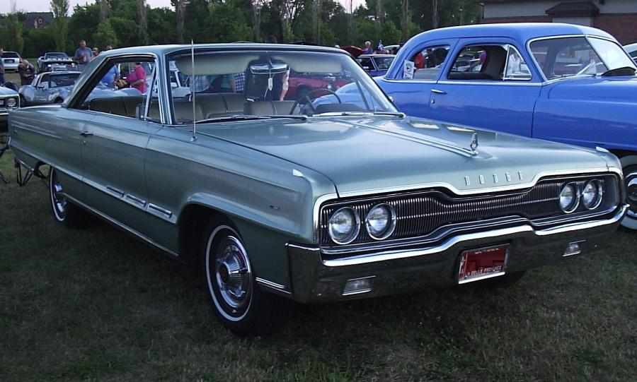 1968 dodge cars » Dodge Polara   Wikipedia Una Dodge Polara coup     del 1966