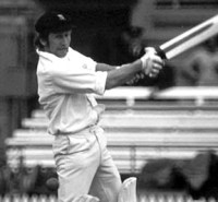 English: Image of Australian cricketer Ian Cha...