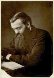 Philosopher/mathemetician WK Clifford