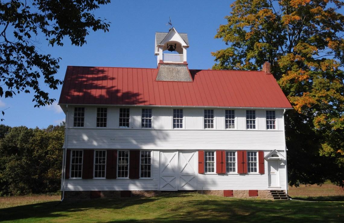 Th Century Farmhouse