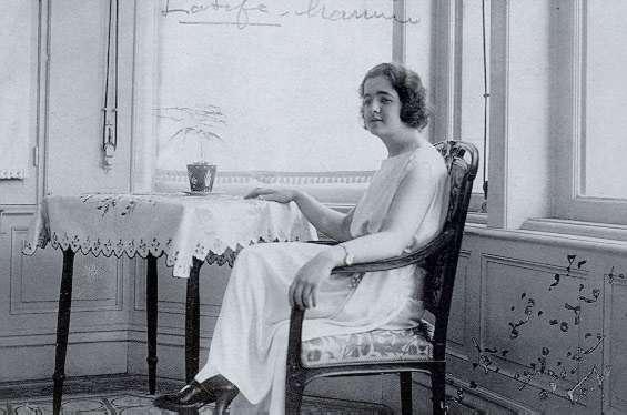 Latife Hanım (1923)