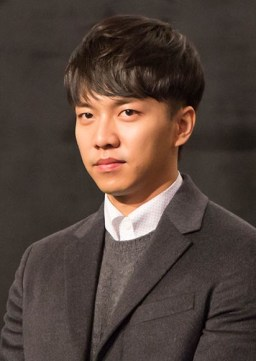 """Lee Seung-gi at the premiere for """"Love Forecast"""", 17 January 2015 03"""