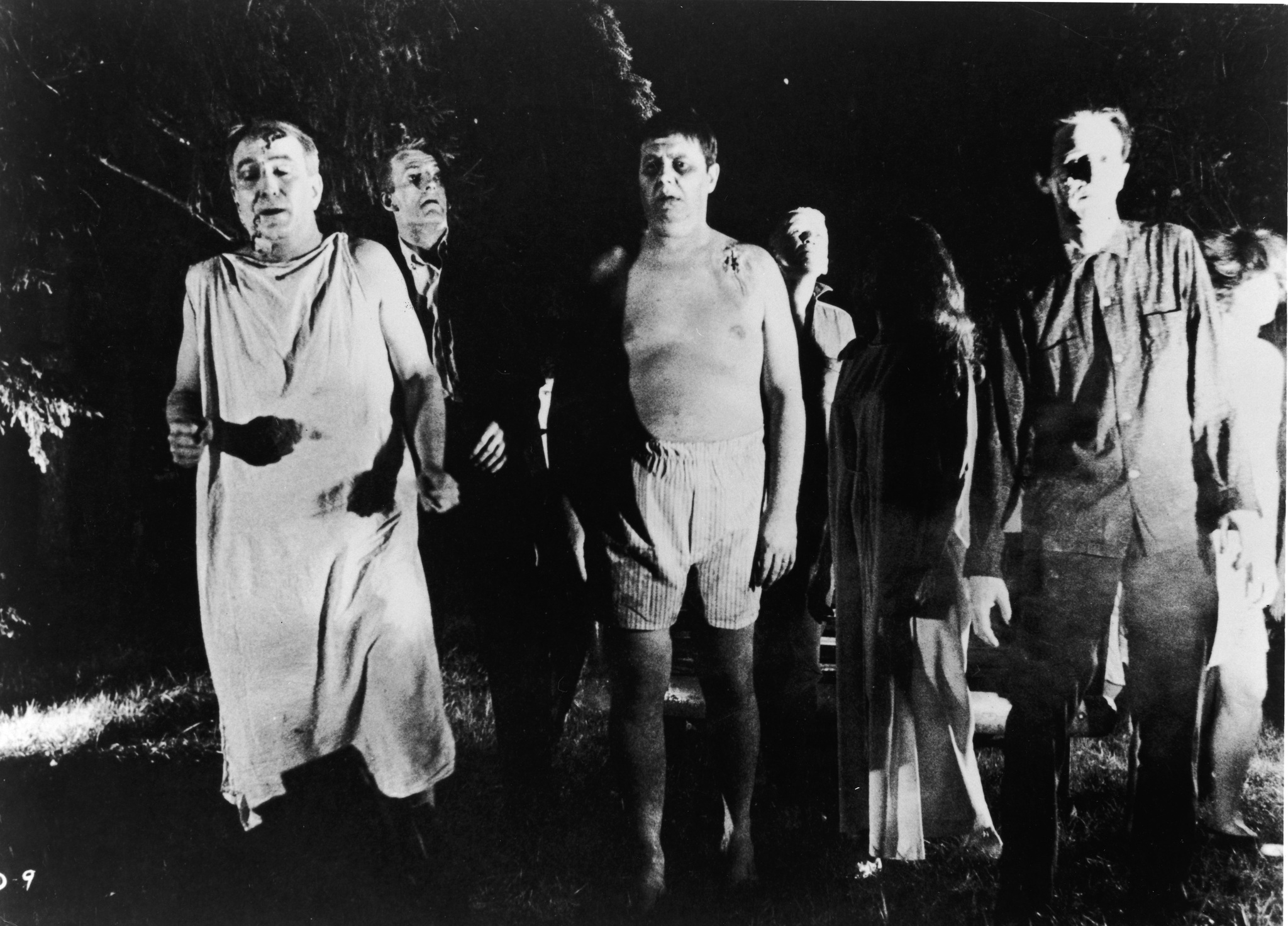 Surprisingly, Night of the Living Dead is public domain
