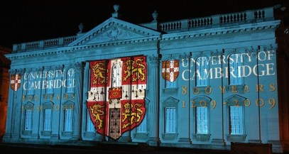 University of Cambridge 800 Years