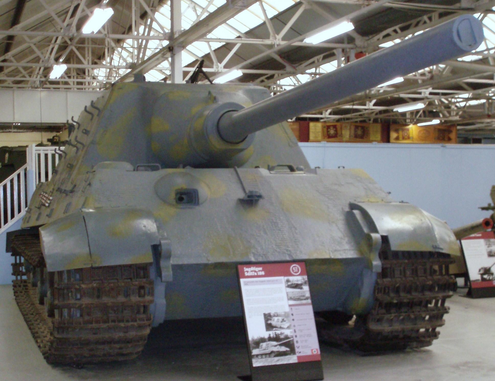 Overview Of The German Tank Destroyer Jagdtiger9 Self Propelled Artillery Mount Jagdtiger Panzerjager Tiger Aka Jagdtiger Index Sd Kfz 186 German Fri Sau 9 Level Yaga