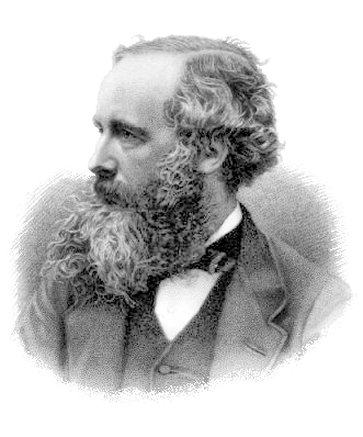 James Clerk Maxwell, Scottish physicist. Image Credit : Engraving of James Clerk Maxwell by G. J. Stodart from a photograph by Fergus of Greenock, sourced from the frontpiece in James Maxwell, The Scientific Papers of James Clerk Maxwell. Ed: W. D. Niven. New York: Dover, 1890.
