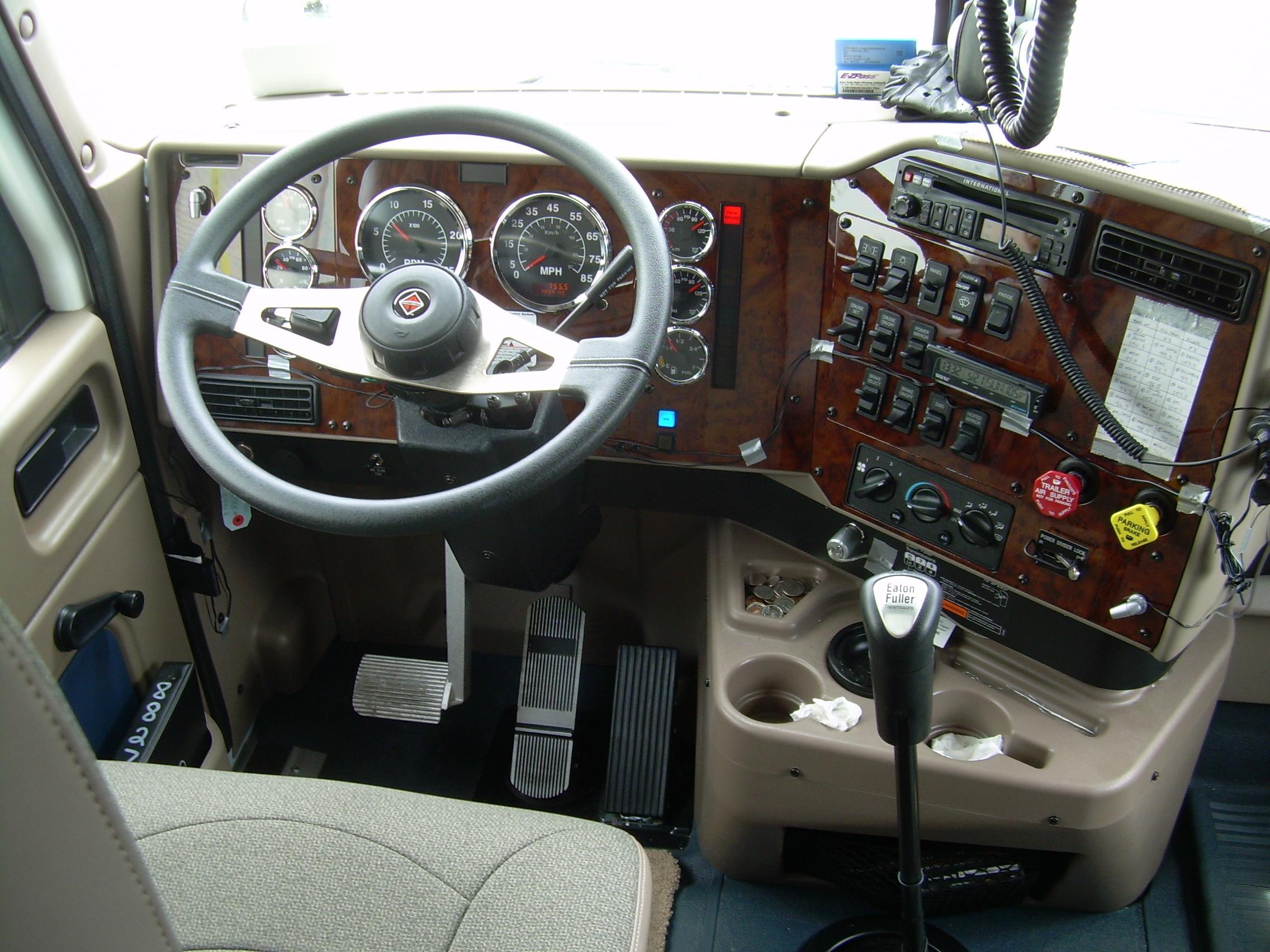 Knight Transportation International Prostar