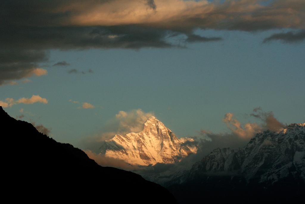 Nanda Devi from Joshimath, Uttarakhand