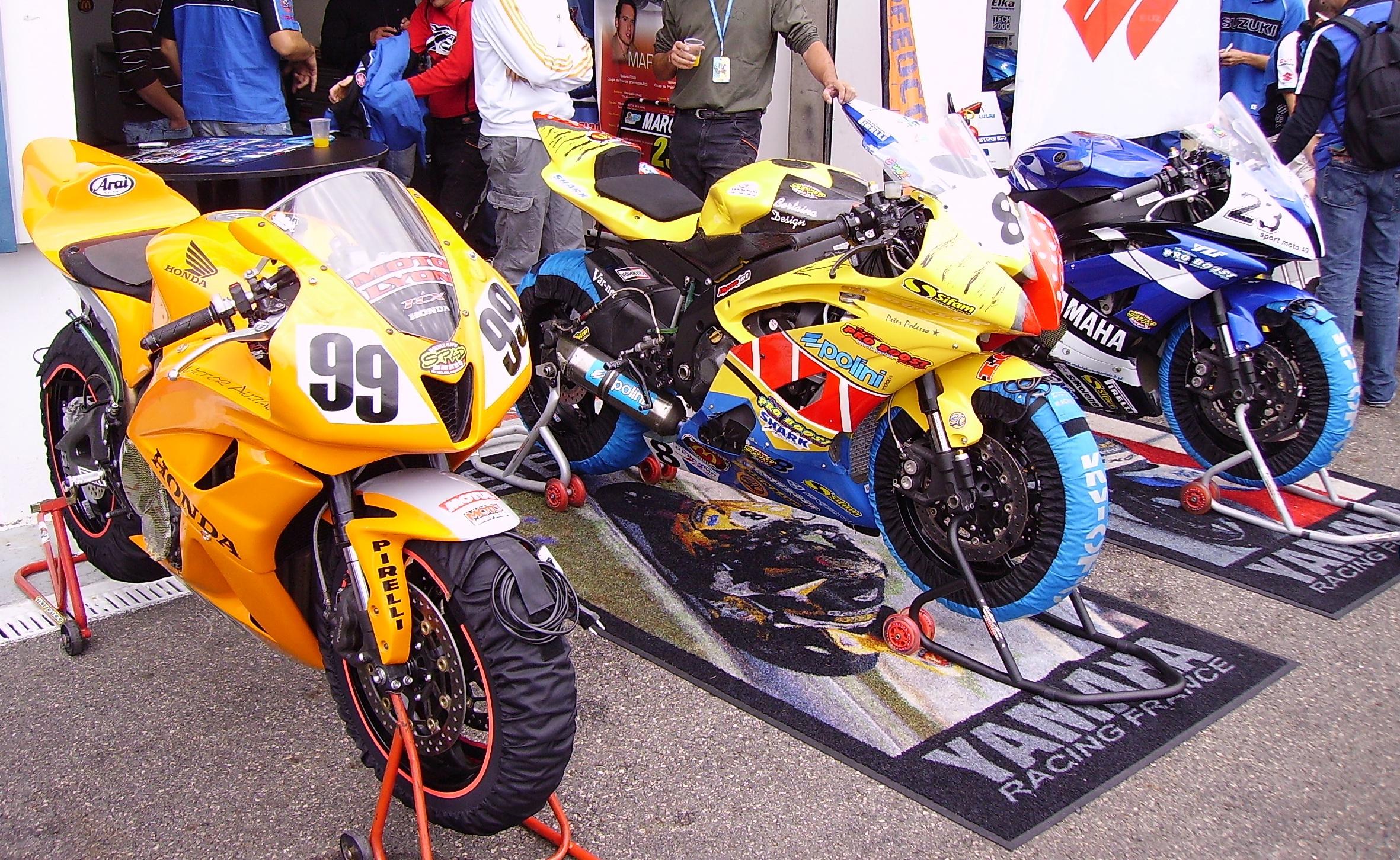 Supersport Bikes