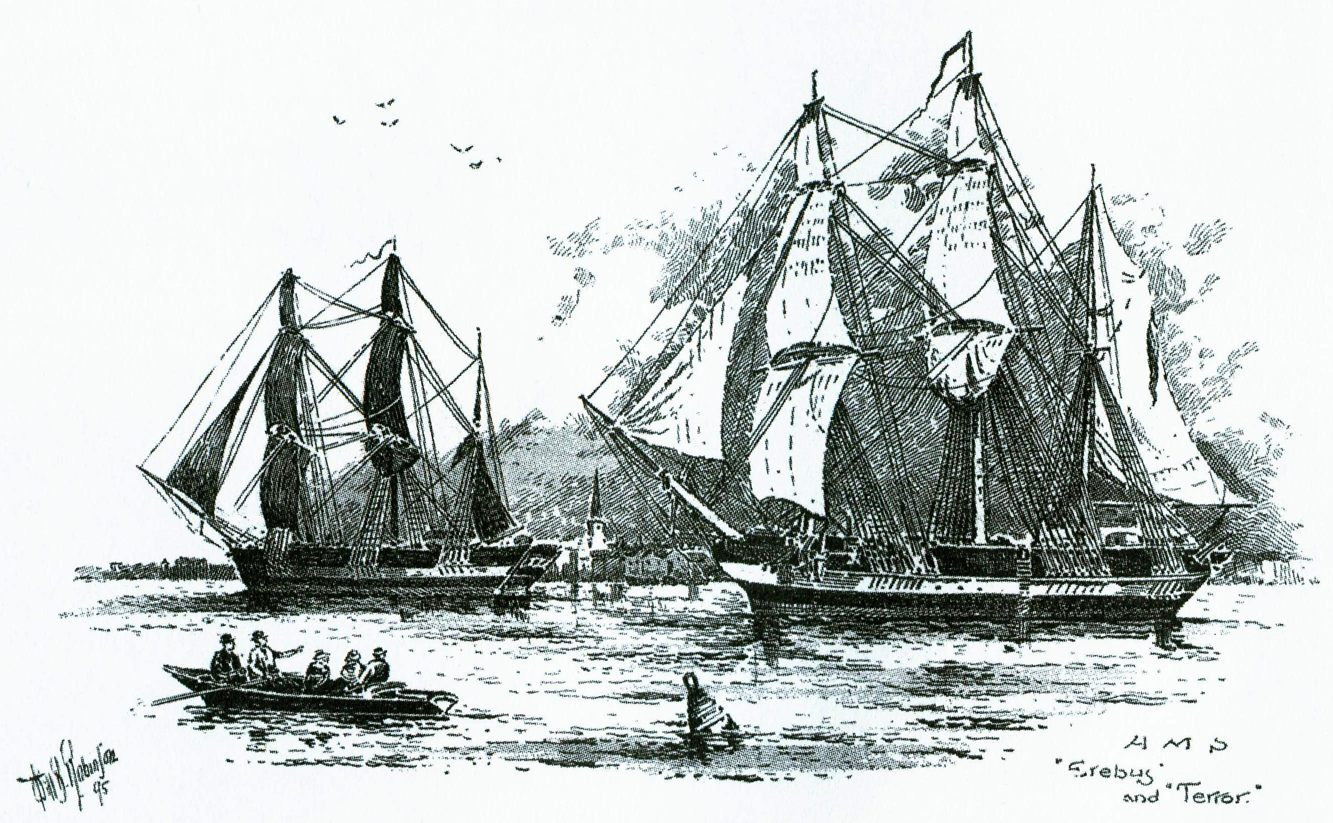 In Search Of The Franklin Expedition Active History