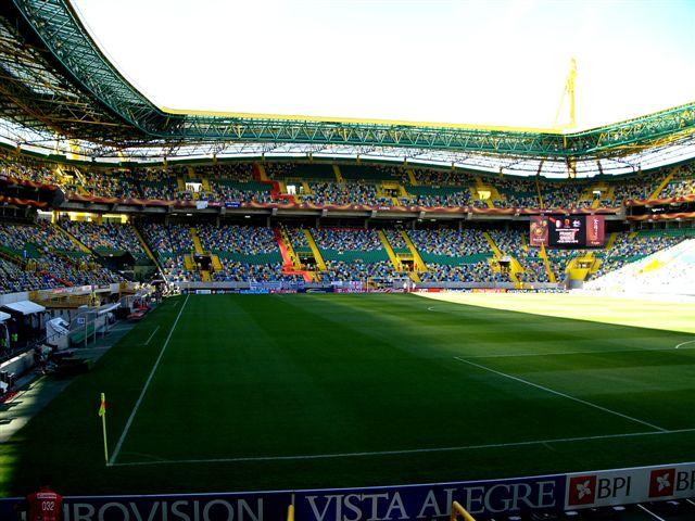 Sporting Lisbon Jose Alvalade