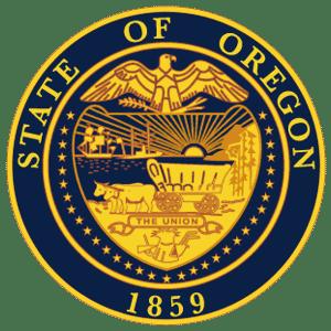 Oregon State Seal (Oregon)