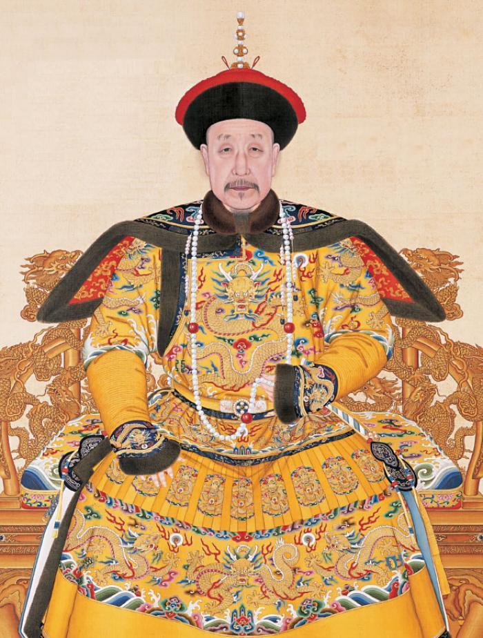 Qianlong (1711-1799), quatrième empereur Qing - Wikicommons