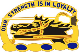 26th Cavalry Distinctive Unit Insignia Left.png