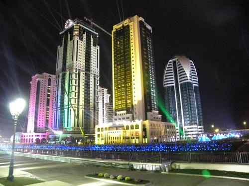 Grozny City Towers Wikipedia
