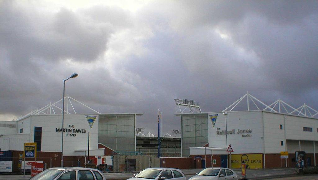 Halliwell Jones Stadium Wikipedia