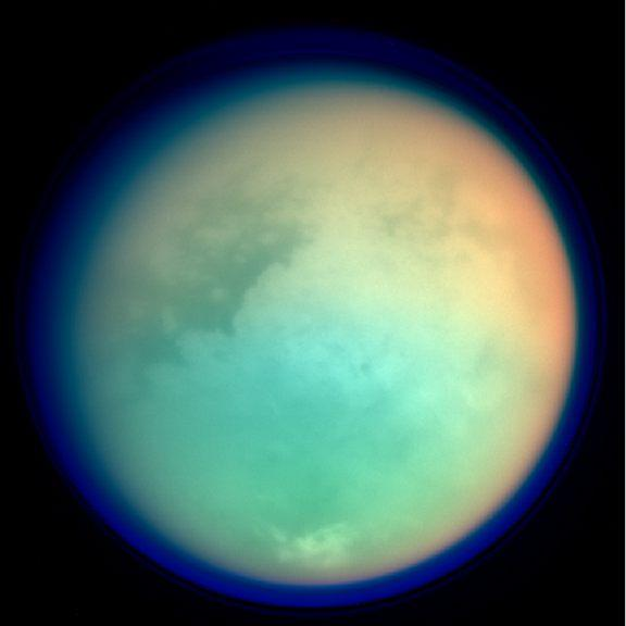 Life on Titan - Wikipedia