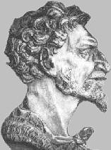 Attila the Hun statue.