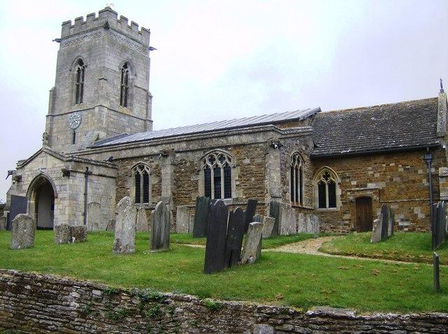 St Peter's parish church, Belton-in-Rutland