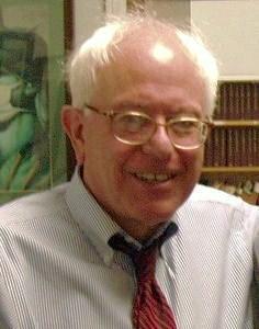 Bernie Sanders, U.S. Senator from Vermont