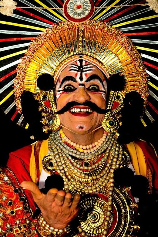 Yakshagana - Blogging A to Z