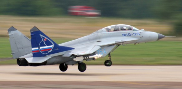 Russian air force will receive MiG-35 fighters Ahead of