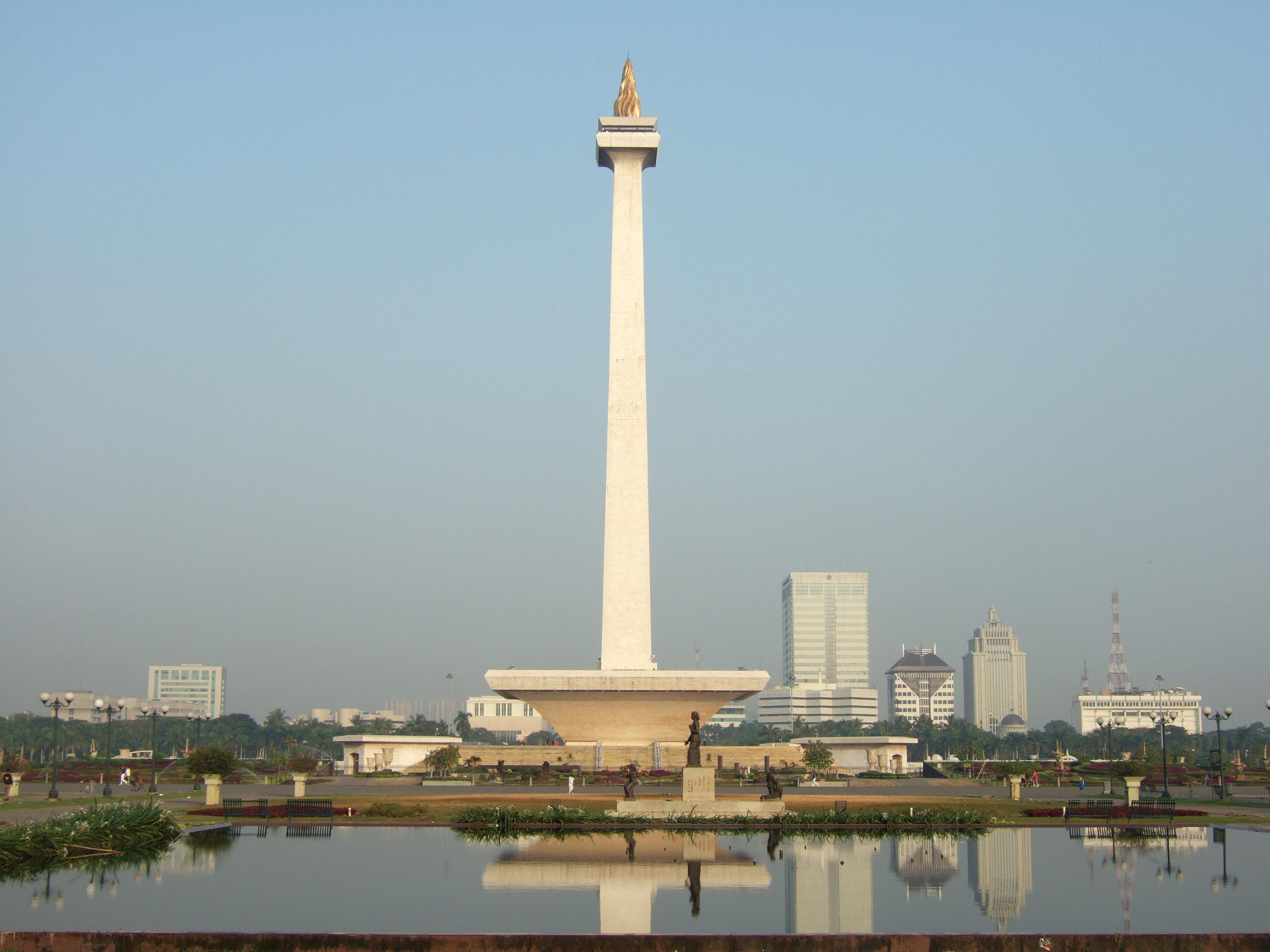 Monas (National Monument), Jakarta