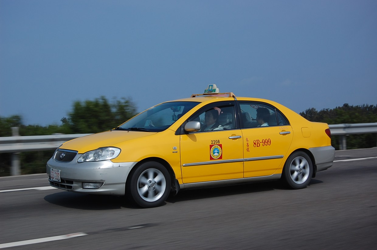Image result for taxi taiwan