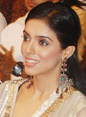 Picture of Asin Thottumkal, an Indian actress