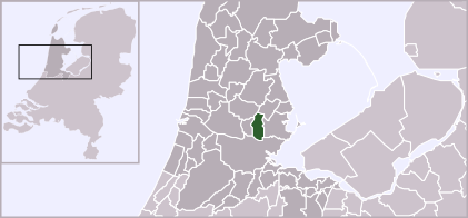 Location of Landsmeer