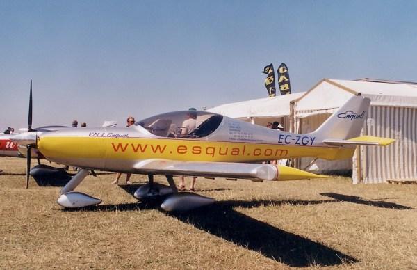 Aerocomp VM-1 Esqual - Wikipedia