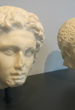 Alexander_and_Hephaestion People in History: Alexander and Hephaestion