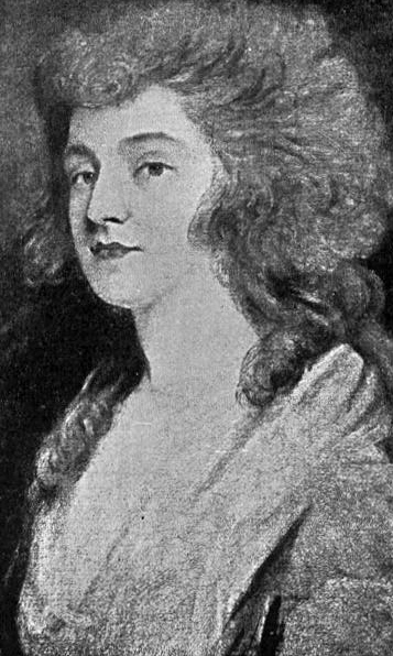 Maria Fitzherbert - Portrait of a Regent - Philippa Jane Keyworth - Regency Romance Author