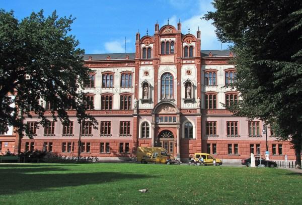Universität Rostock – Wikipedia