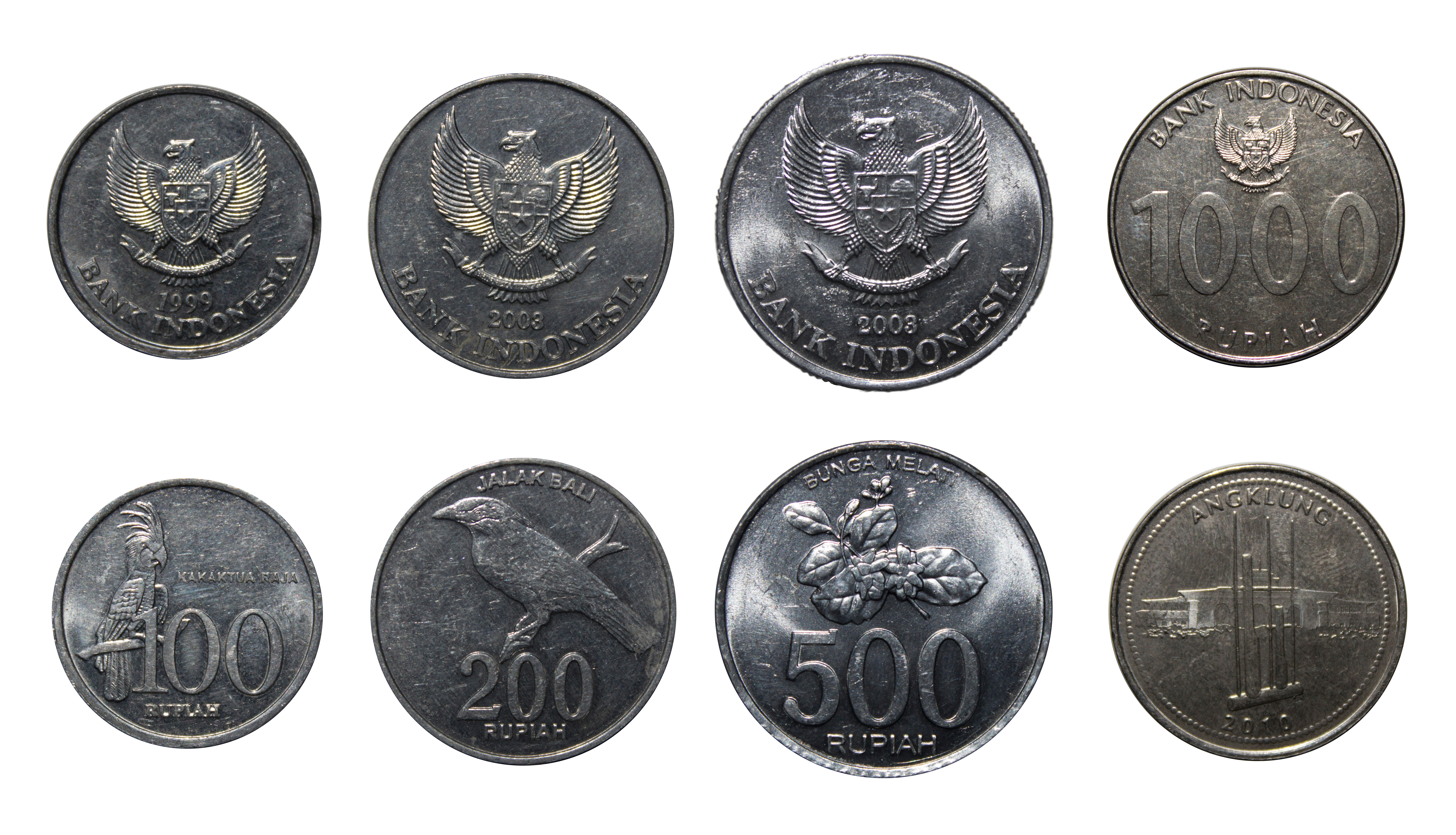 File Coins Of The Rupiah As Of
